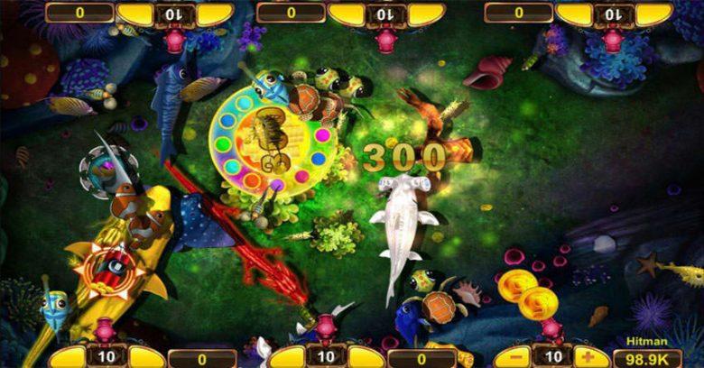 Permainan Menembak Ikan Online