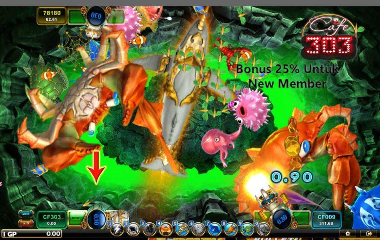 Permainan Menembak Ikan Online - kasinoonline88.com 1