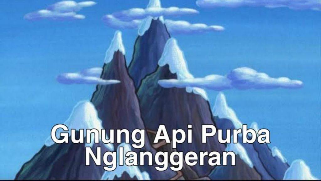 10 Tempat Yogyakarta Seperti Serial SpongeBob