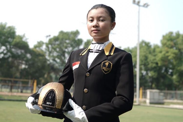 Photo of Ivana Putri Santosa Matangkan Kualifikasi Kejuaraan Asia