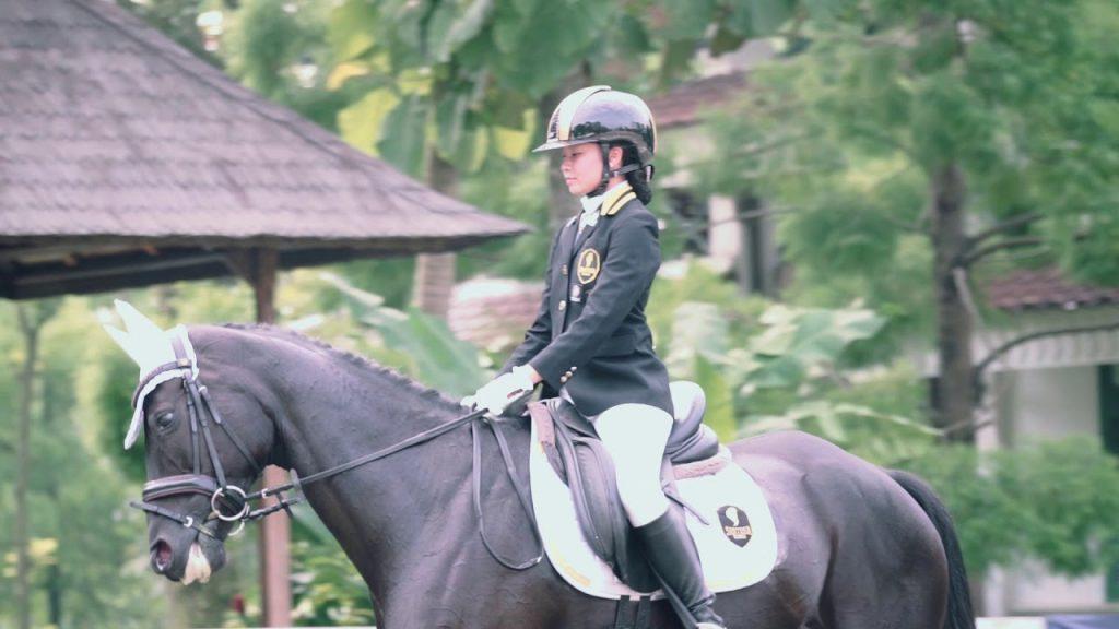 Ivana Putri Santosa Matangkan Kualifikasi Kejuaraan Asia