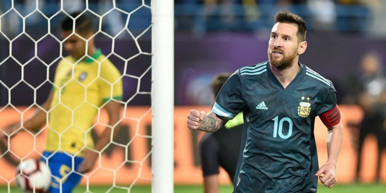 Photo of Messi Juara Superclasico Americas 2019, Fans Ronaldo Beri Sindiran