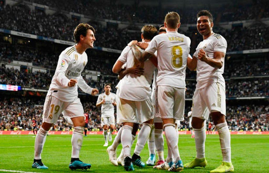 Real Madrid 5 Laga Tanpa Kekalahan, 16 Gol Tanpa Kebobolan