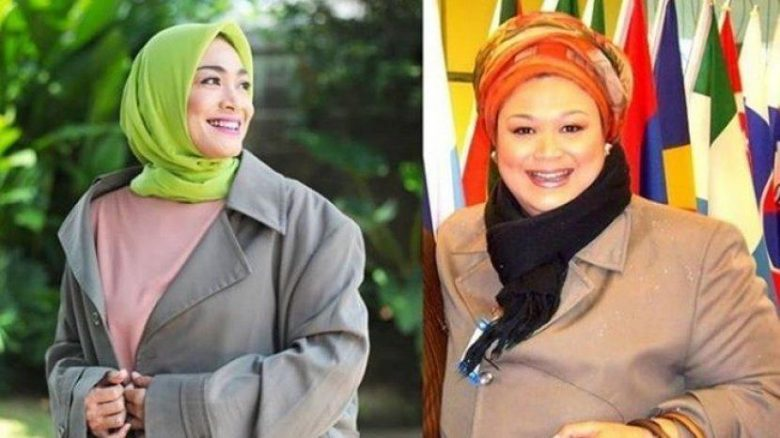 Photo of Sukses Turunkan Berat Badan 80 Kg, 6 Potret Transformasi Dewi Hughes
