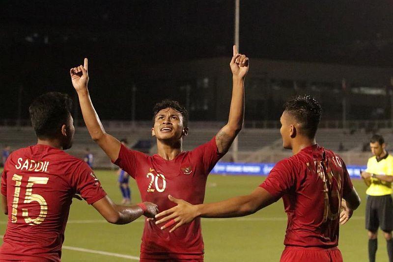9 Sisi Menarik Osvaldo Haay, Timnas Indonesia U-22