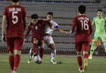 Thailand Rayakan Kemenangan Vietnam atas Indonesia U-22