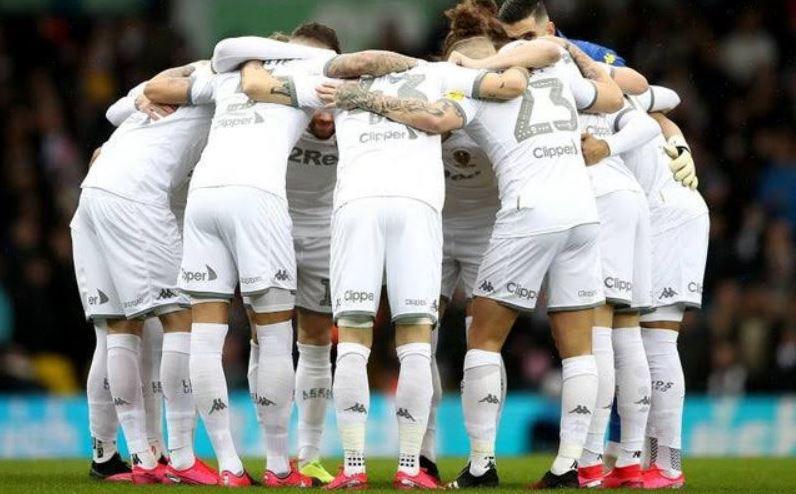 Virus Corona, Pemain Leeds United Potong Gaji 1