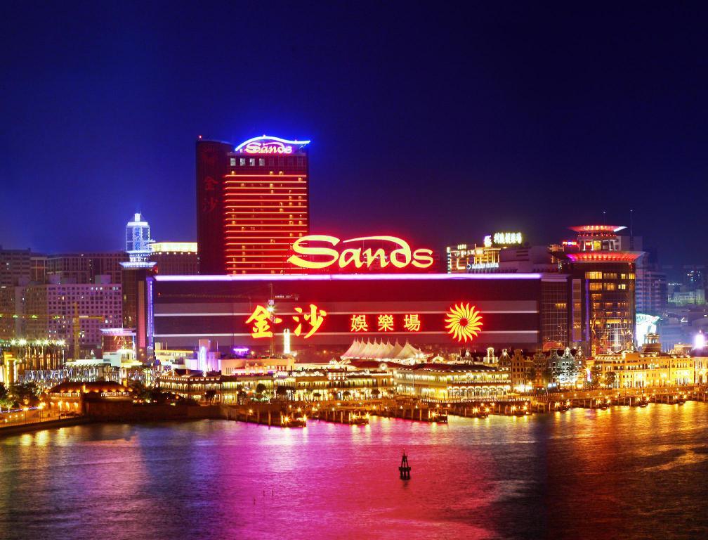 Sands Macau yakni sebuah kasino yang dirancang oleh arsitek ternama Amerika