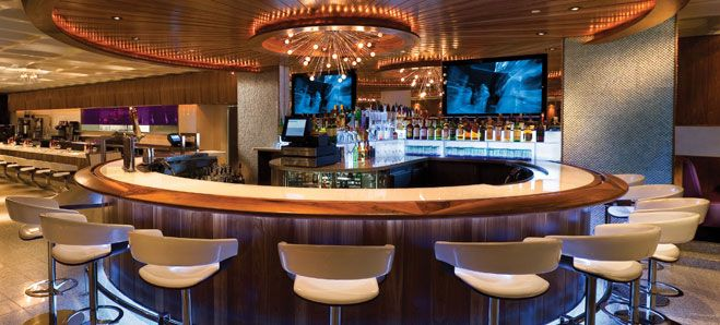 casino las vegas Hard Rock Center Bar