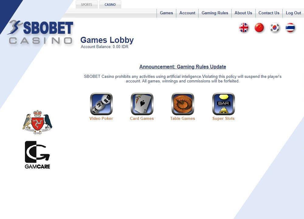 Photo of Game Klasik Sbobet Menjadi Pilihan Terbaik
