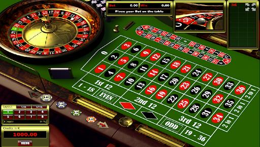 roda Roulette European yang mempunyai 37 slot nomor dari 0-36