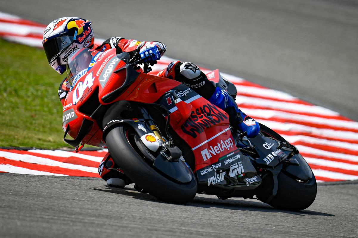 Ducati Muak Andrea Dovizioso Terus-terusan Diremehkan