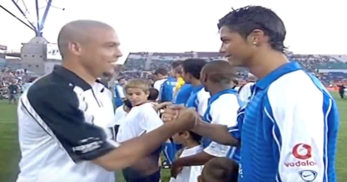 Siapa Lebih Hebat?Ronaldo Luis Nazario atau Cristiano Ronaldo?I