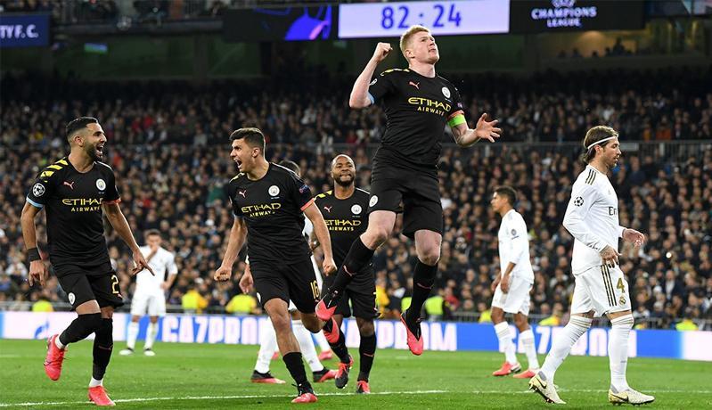 Manchester City yang Apik Saat Tanpa Bola!
