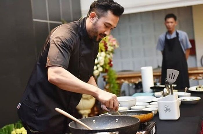 Chef Norman Ismail Bagi Tips agar Tidak Setres di Tengah Pandemi Corona, Sambil Menunggu Buka Puasa!