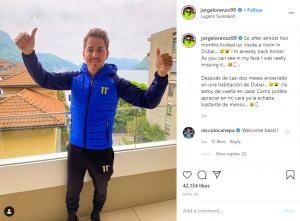 Jorge Lorenzo Sang 3 Kali Juara MotoGP, Selamat Ulang Tahun! 1