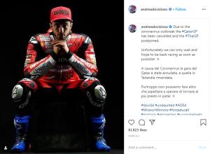 Ducati Muak Andrea Dovizioso Terus-terusan Diremehkan 1