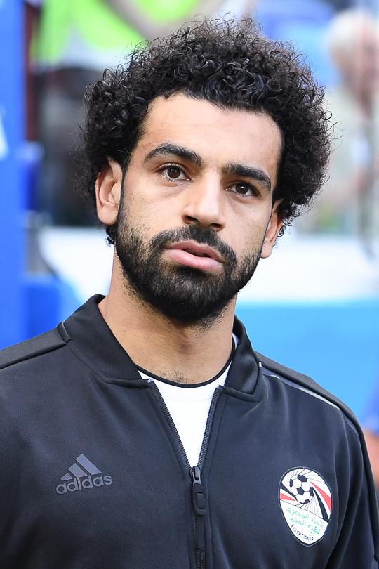 Mohamed Salah Tertawakan Rumor