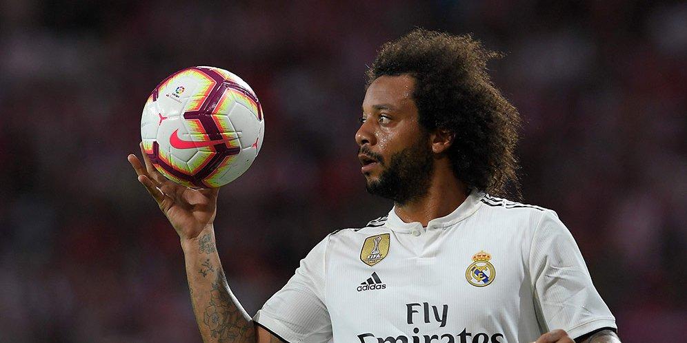 Photo of Marcelo Ingin Bertahan Di Real Madrid, Dikaitkan Dengan Juventus