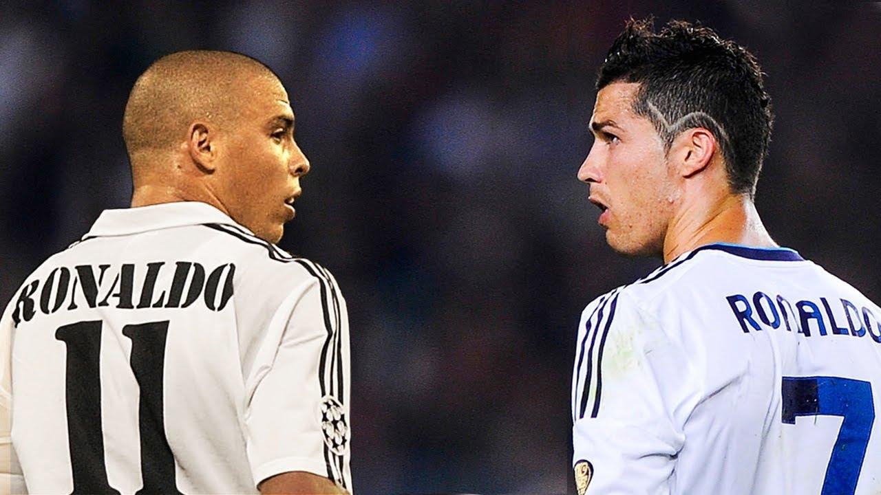 Ronaldo Luis Nazario atau Cristiano Ronaldo?siapa lebih hebat?