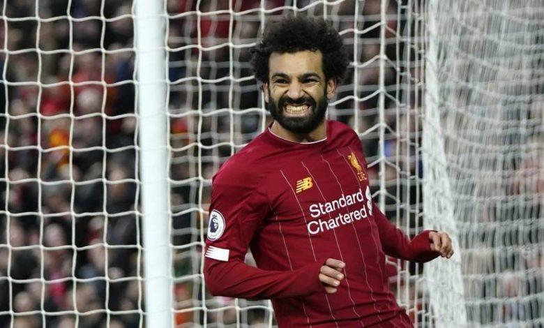 Mohamed Salah Tertawakan Rumor Nya Dari Liverpool