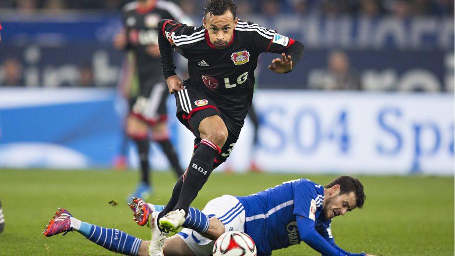 Pertandingan Bundesliga Jerman Schalke 04 vs Leverkusen