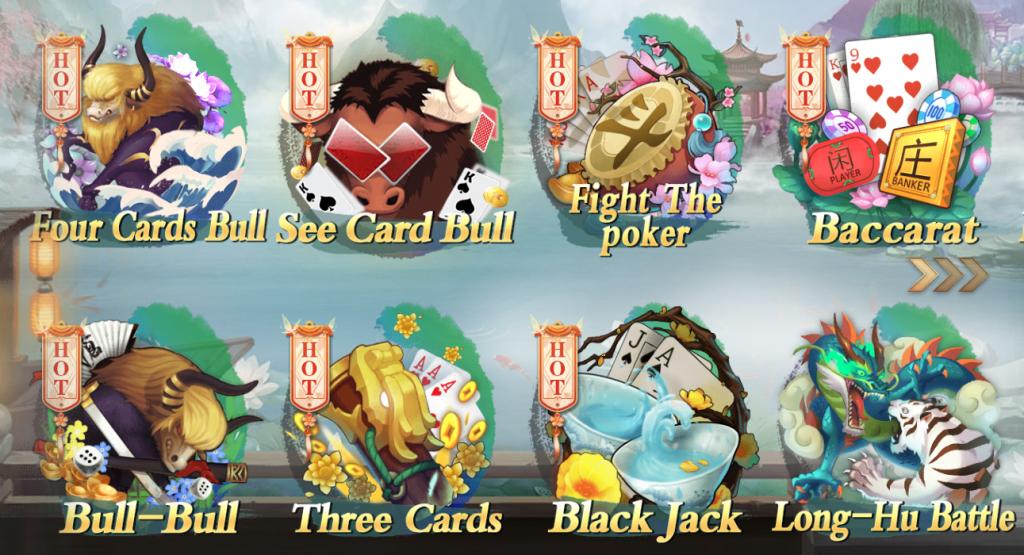 Permainan Bull Bull di WAMA88