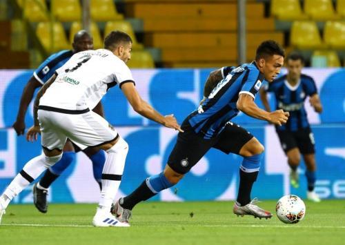 Liga Italia Pekan ke 28 Parma vs Inter