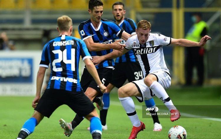 Parma vs Inter Milan Liga Italia Serie A