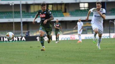 Photo of Verona vs Napoli, Perebutan Tiket Kompetisi Eropa