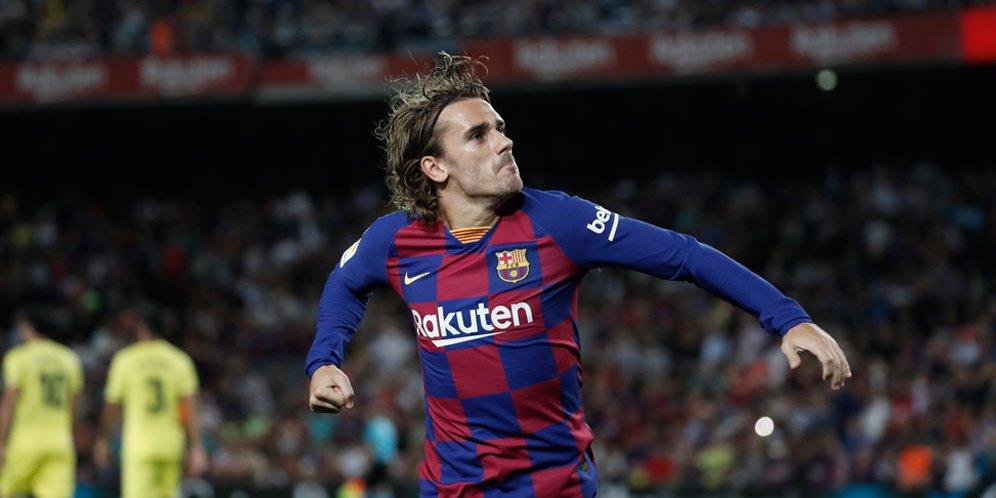 Antoine Griezmann Tak Akan Angkat Kaki dari Barcelona!