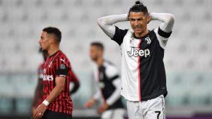 Cristiano Ronaldo Gagal Eksekusi Penalti!