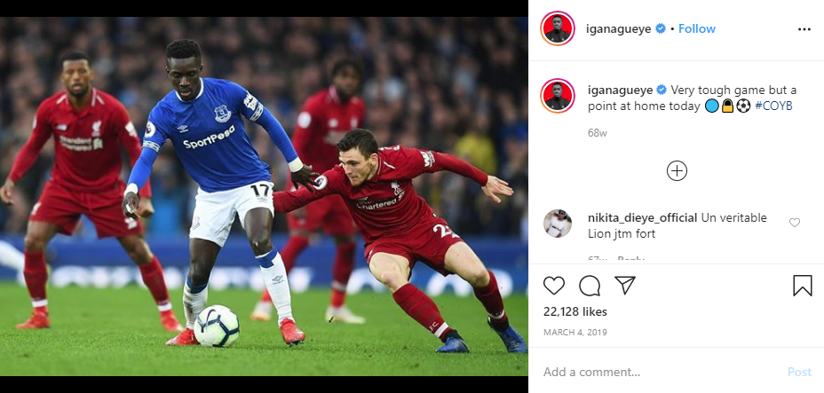 Wayne Rooney Pernah Sarankan Manchester United Beli Idrissa Gueye