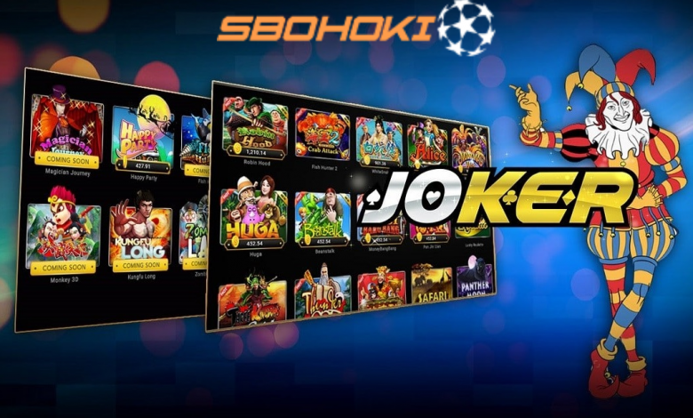 20 Game Joker Slot Terbaik