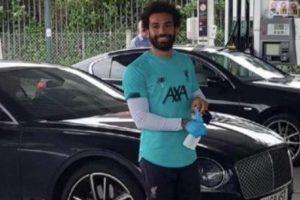 Mohamed Salah Buat Kejutan Kecil di Sebuah Pom Bensin!