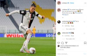 Cristiano Ronaldo Gagal Eksekusi Penalti! 1