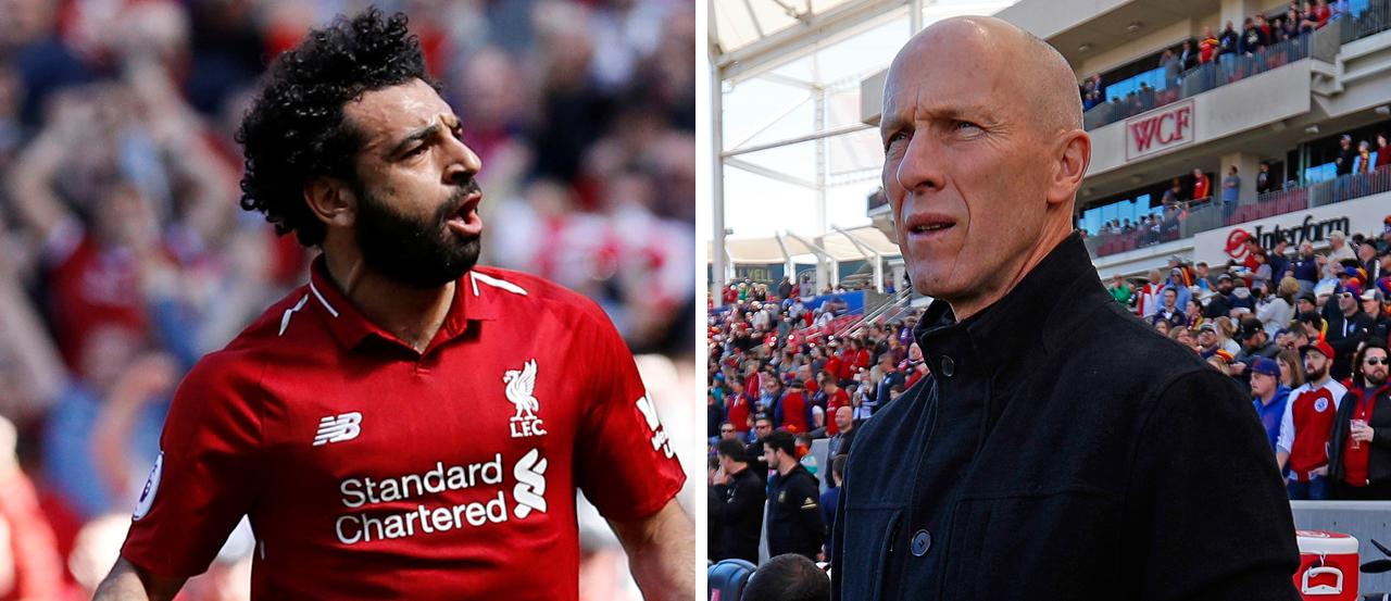 Menurut Bob Bradley Tentang Skil Mohamed Salah