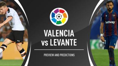 Photo of LaLiga Spanyol 2020: Prediksi Valencia vs Levante