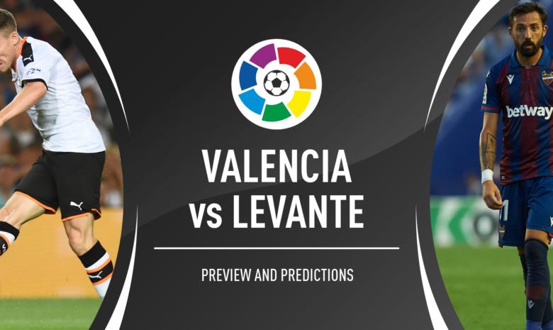 LaLiga Spanyol: valencia vs Levante