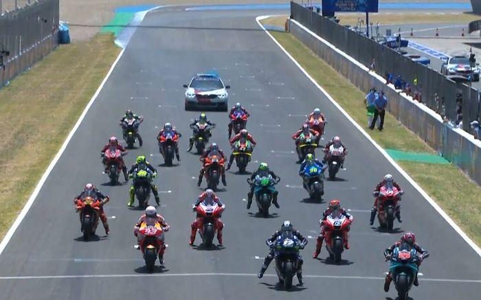 Hasil Moto GP 19 Juli 2020