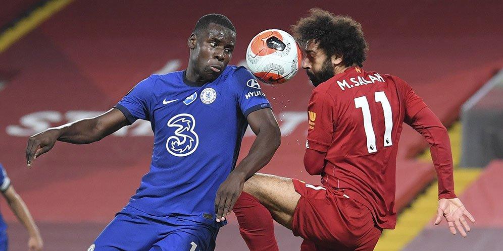 Hasil Pertandingan Liverpool vs Chelsea