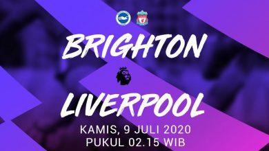 Photo of Brighton vs Liverpool Hasil Mudah Diprediksi