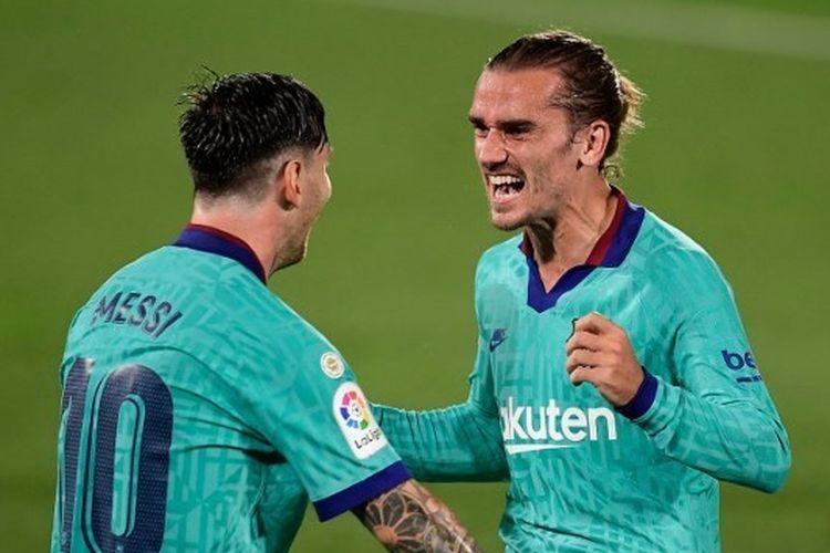 Messi dan Griezmann
