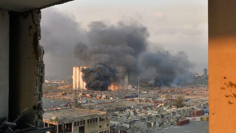 Ancaman Krisis Pangan di Lebanon Pasca Ledakan Besar