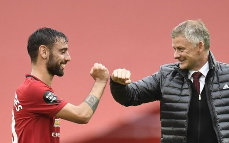 Duel Leicester vs Man Utd, Setan Merah Menang