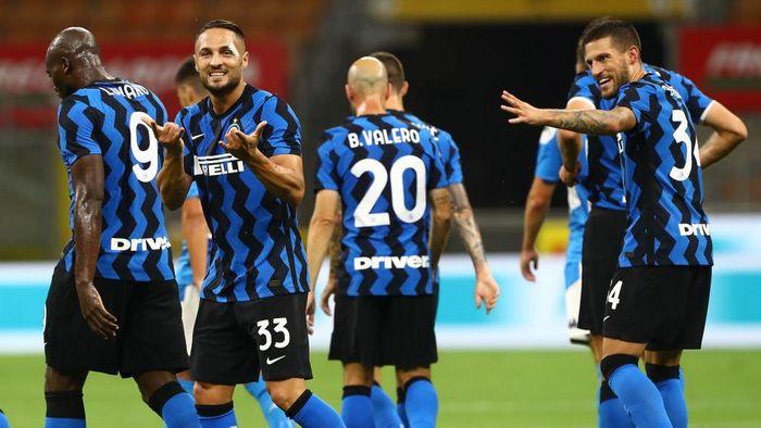 Inter vs Napoli, Inter Harus Pertahankan Posisi