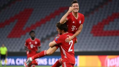 Photo of Top Skor Liga Champions, Lewandowski Nomor 1