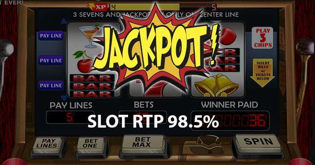 7 Game Slot Online dengan RTP Tinggi 2020 1