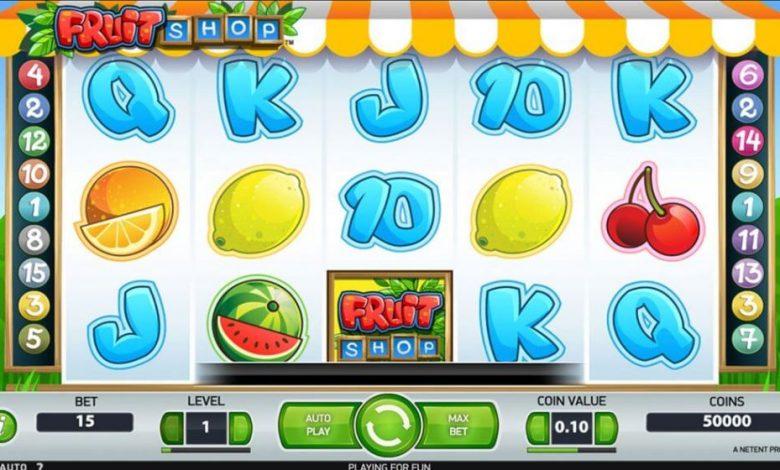 Game Slot Online Bertema Buah Terpopuler 2020
