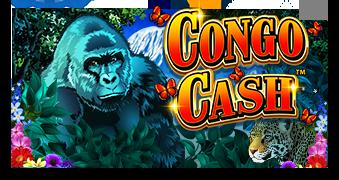 Congo Cash Pragmatic Slot